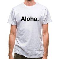 Aloha classic fit.