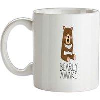 Bearly Awake mug.