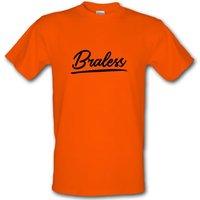 Bralass male t-shirt.