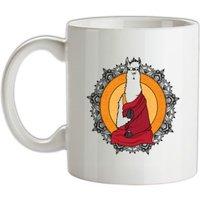 Dalai Llama mug.