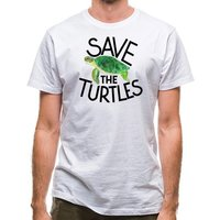 Save The Turtles classic fit.