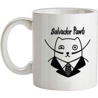 Salvador Pawli mug.
