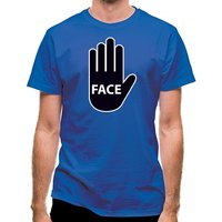 Face Palm Hand classic fit.