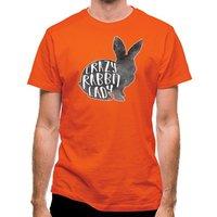 'Crazy Rabbit Lady Classic Fit.