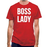 Boss Lady classic fit.