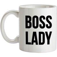 Boss Lady mug.