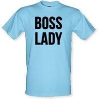 Boss Lady male t-shirt.