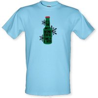 It's The Most Wonderful Time For A Beer male t-shirt.