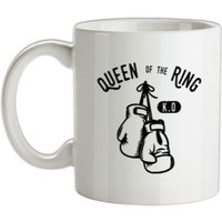 Queen Of The Ring mug.