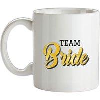 Team Bride mug.