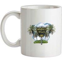Beverly Hills mug.