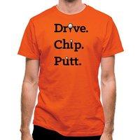 Drive Chip Putt classic fit.