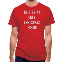 This Is My Ugly Christmas T-Shirt classic fit.