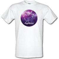 Sagittarius male t-shirt.