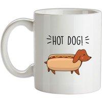 Hot Dog mug.
