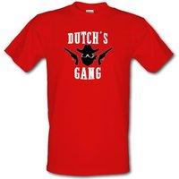 Dutch's Gang male t-shirt.
