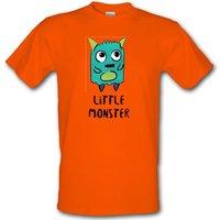 Little Monster male t-shirt.