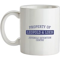 Property of Leopold and Loeb mug.