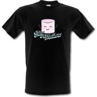 Stay Mellow male t-shirt.