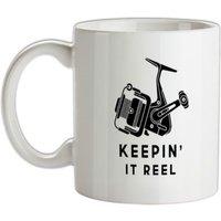 Keepin' It Reel mug.