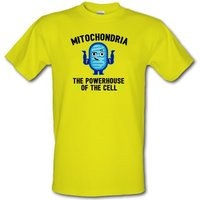 Mitochondria - The Powerhouse Of The Cell male t-shirt.