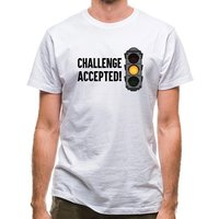 Challenge Accepted classic fit.