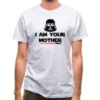 I Am Your Mother Slogan classic fit.