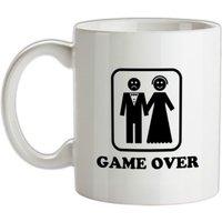 Game Over mug.
