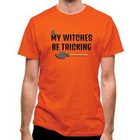 Witches Be Tricking classic fit.