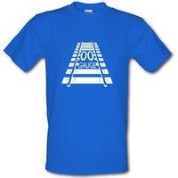 OO Gauge male t-shirt.