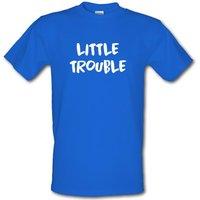 Little Trouble male t-shirt.