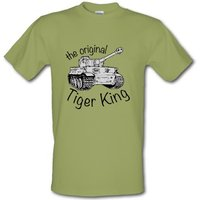 Original Tiger King male t-shirt.