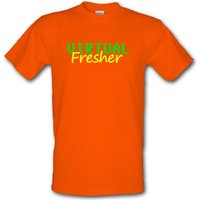 Virtual Fresher male t-shirt.