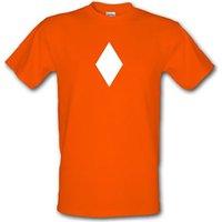 Diamond male t-shirt.