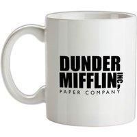 Dunder Mifflin Inc Paper Company mug.