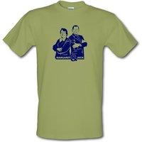 Nick & Margaret male t-shirt.