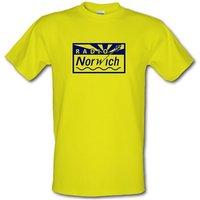 Radio Norwich male t-shirt.