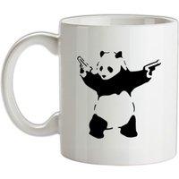 Banksy Panda mug.