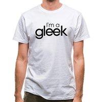 I'm A Gleek classic fit.