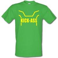 Kick-Ass male t-shirt.