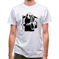 Banksy Grin Reaper classic fit.