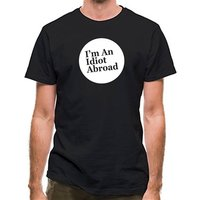 I'm An Idiot Abroad classic fit.