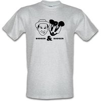 Bodger And Badger Male T-shirt.