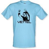 Vettel male t-shirt.