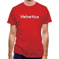 Helvetica classic fit.