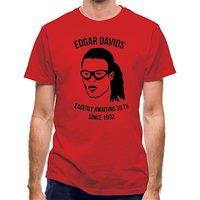 Edgar Davids: Eagerly Awaiting 3D TV Since 1992 classic fit.