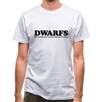Dwarfs first to smell a fart and last to find out it's raining classic fit.