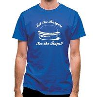 Let the burgers see the baps classic fit.