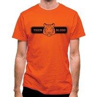 Tiger Blood classic fit.