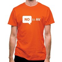 No To AV classic fit.